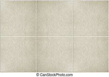 neutral, azulejos, piso