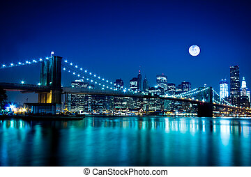 New York City Bridgelyn