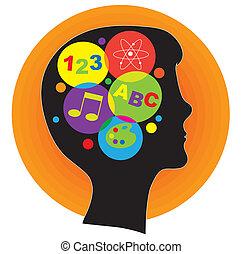 Niño cerebral