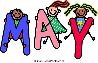 Niños de mayo