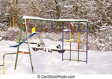 Nieve cubierta