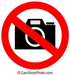 No hay cámara