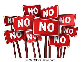 No voten campaña