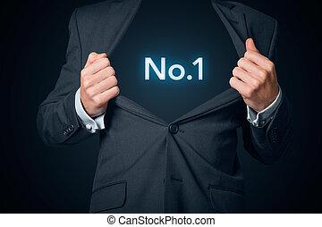 No.1 estrella de negocios