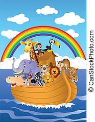 Noah es arca