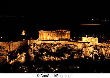 Noches de Partenón