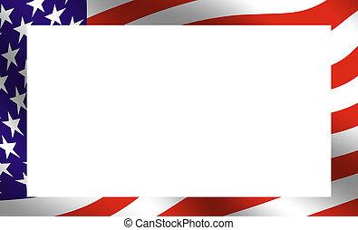 norteamericano, marco