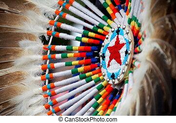 norteamericano, nativo