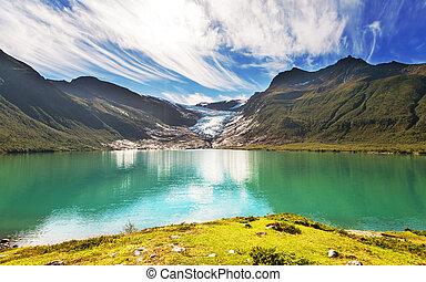 noruega, paisajes
