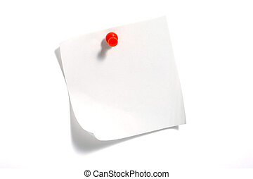 Nota papel