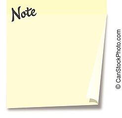 Nota postal