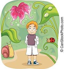 Notas de estudio de biología infantil