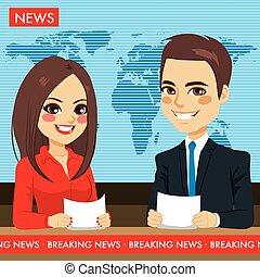 Noticias de la tele