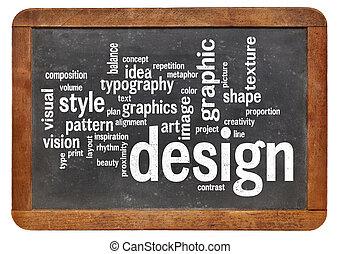 Nube de diseño gráfico