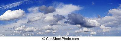 Nube panorama
