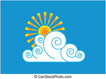 Nube solar
