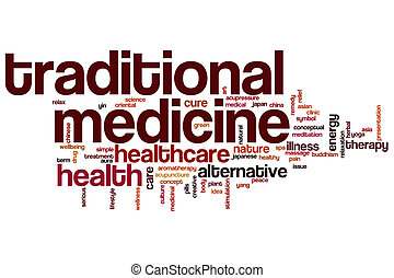 Nube tradicional de medicina