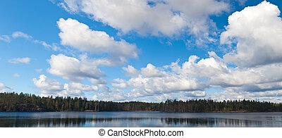 Nubes de cúmulos