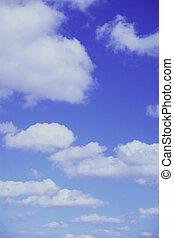 Nubes de Cumulus