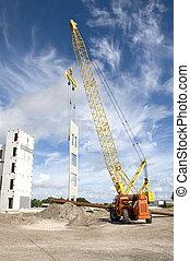 Nueva construcción de oficinas