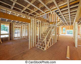 Nueva construcción residencial