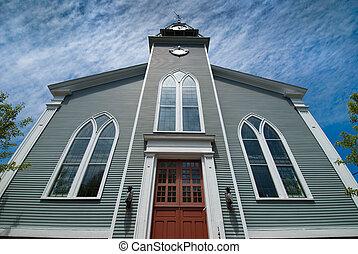 Nueva iglesia de Inglaterra