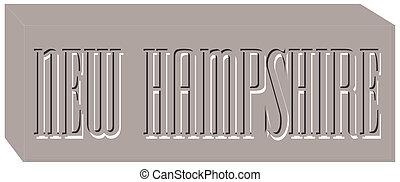 Nueva ilustración de Hampshire