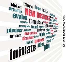 Nuevas palabras de negocios