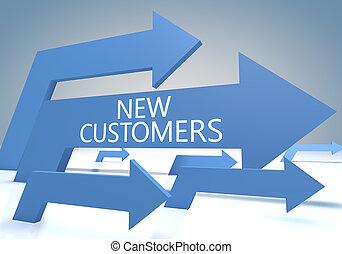 nuevo, clientes