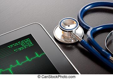 nuevo, medicina, tecnología