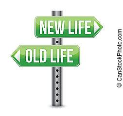 Nuevo o viejo signo de vida