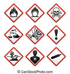 Nuevos símbolos de seguridad