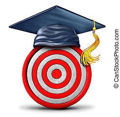 Objetivo de educación
