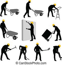 Obreros de construcción 2