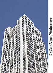Oficina de construcción en Chicago OB04