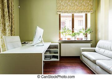 Oficina de Green Home