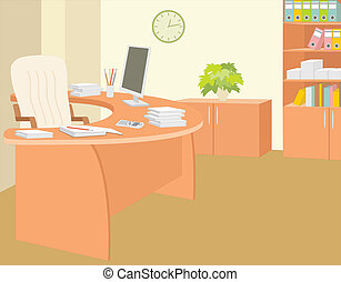 Oficina del director.
