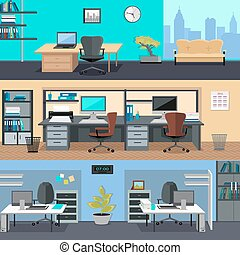 Oficina del Interior. Ilustración para el diseño