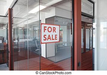 oficina, venta, espacio