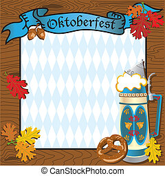 oktoberfest, fiesta, invitación