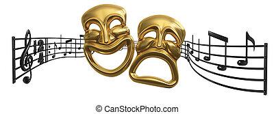 Opera y teatro musical