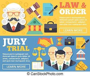 orden, concepto, jurado, y, ensayo, ley