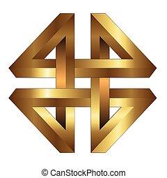 Oro de logo