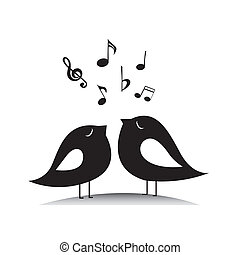 Pájaros musicales