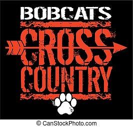 país, bobcats, cruz