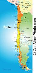 país, chile