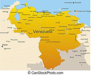 País de Venezuela
