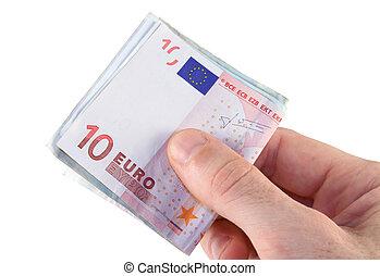 pago, euro
