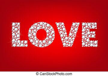 palabra, amor