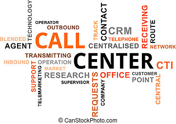 palabra, -, centro, nube, llamada